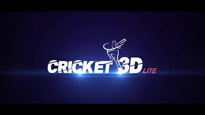 3D Lite Cricket