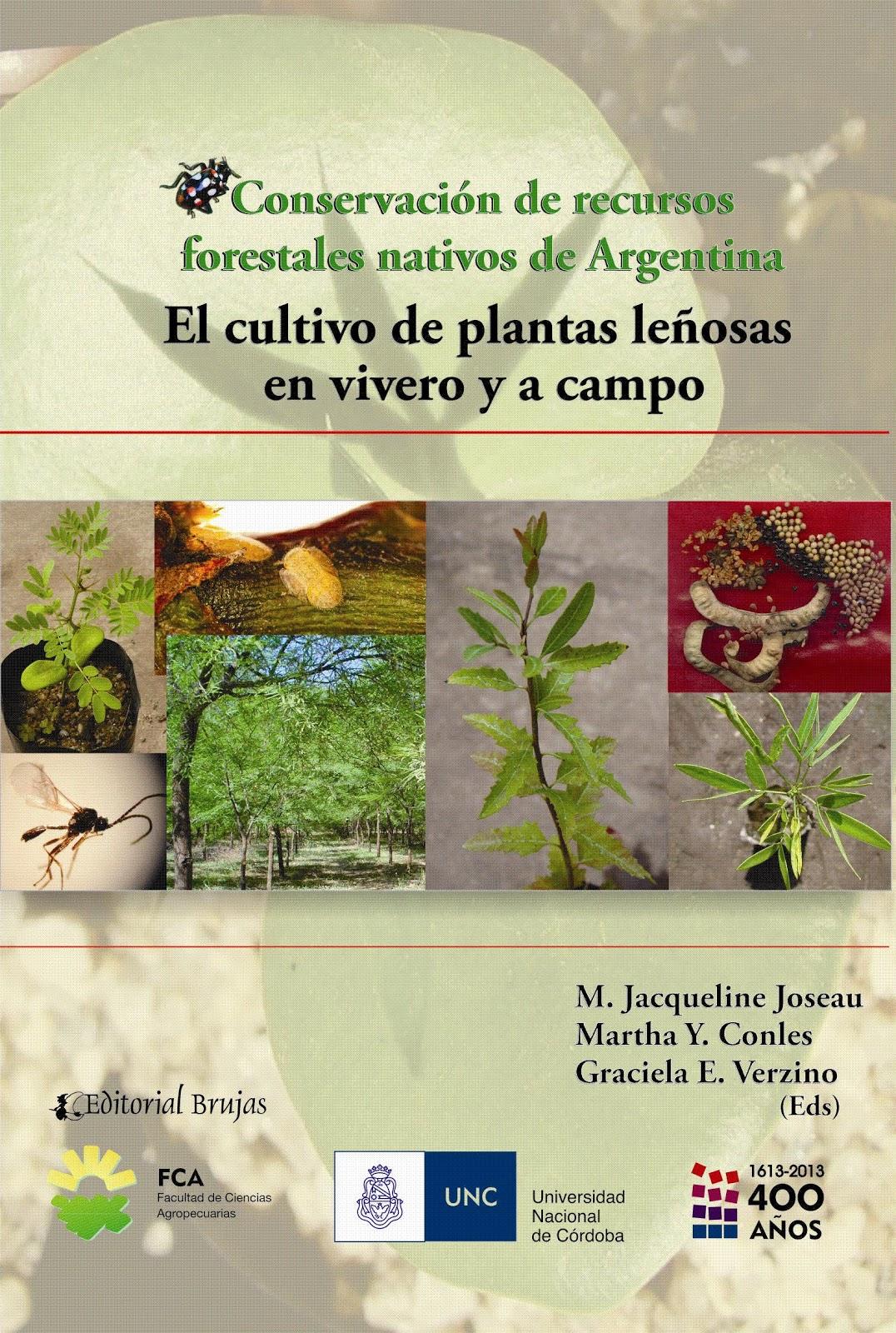 C rdoba forestal martes 18 de junio en c rdoba acto de for Libro viveros forestales
