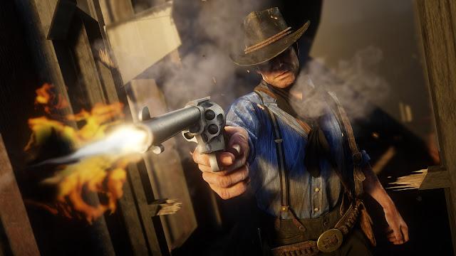 روكستار تكشف عن تطبيق لعبة Red Dead Redemption 2 للهواتف الذكية و تفاصيل أكثر عن إطلاق اللعبة من هنا ..