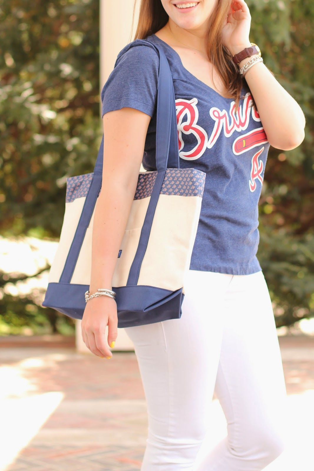 Atlanta Braves Inspired Outfit