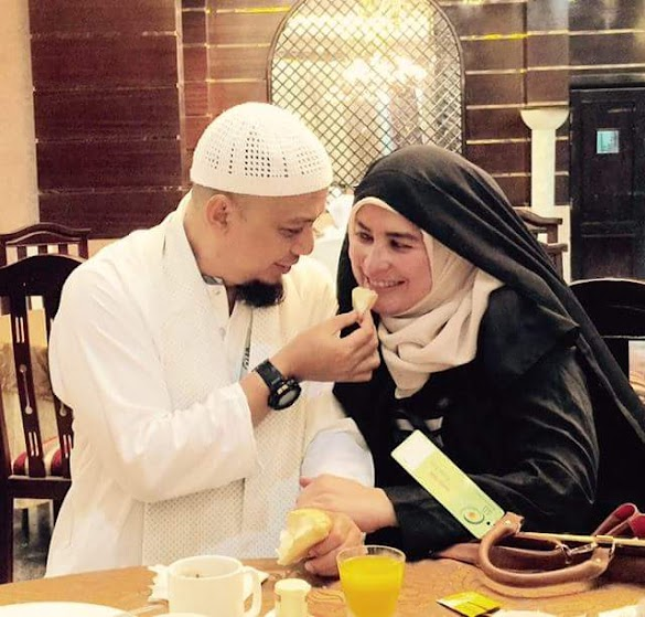 Blak-Blakan, Ini Pilihan KH M Arifin Ilham dalam Pilkada Jawa Barat