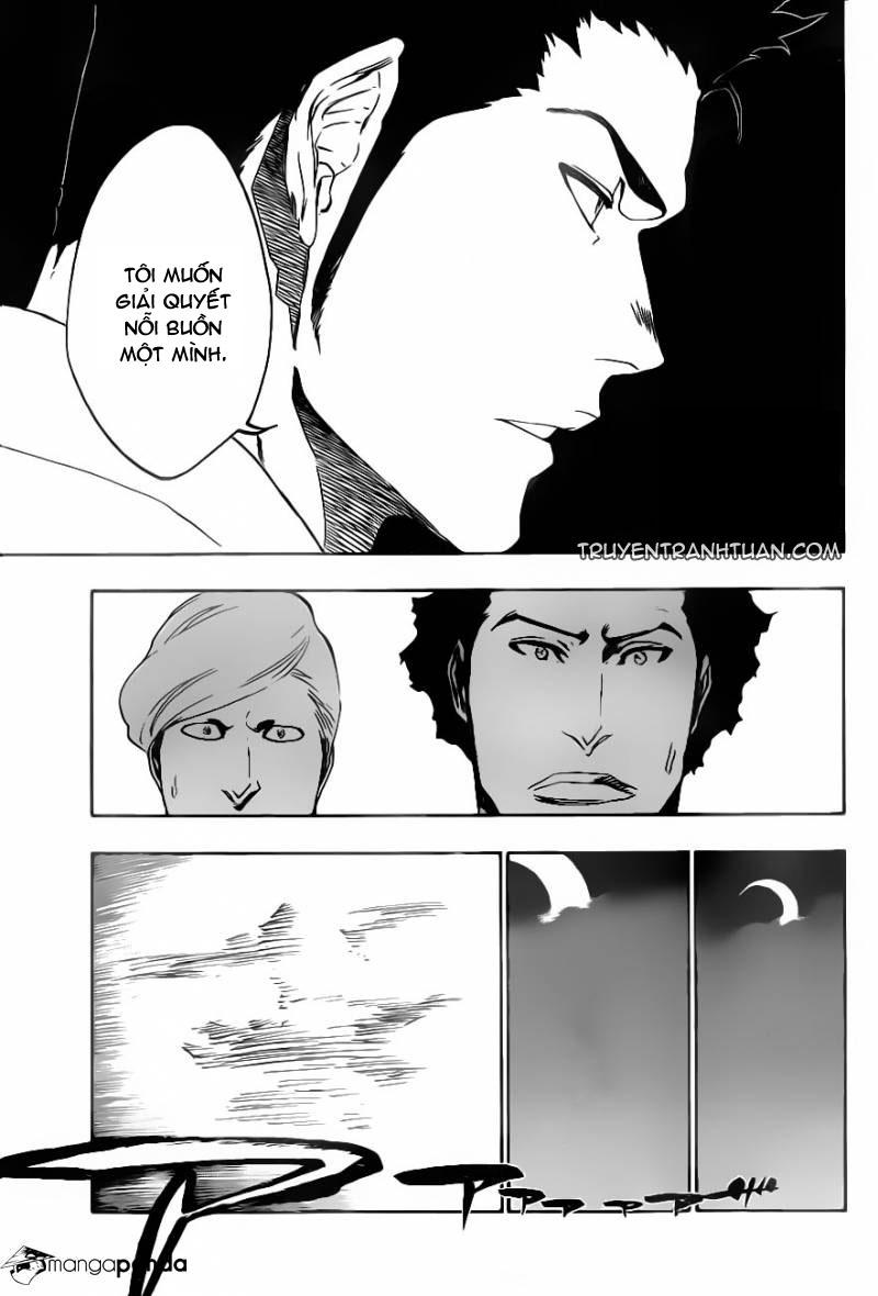 Bleach chapter 530 trang 5