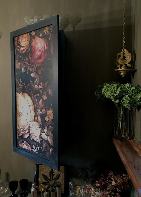 D.I.Y Bar cabinet designed by Shruthi Govindan