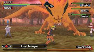 Game Naruto Shippuden Kizuna Drive ISO