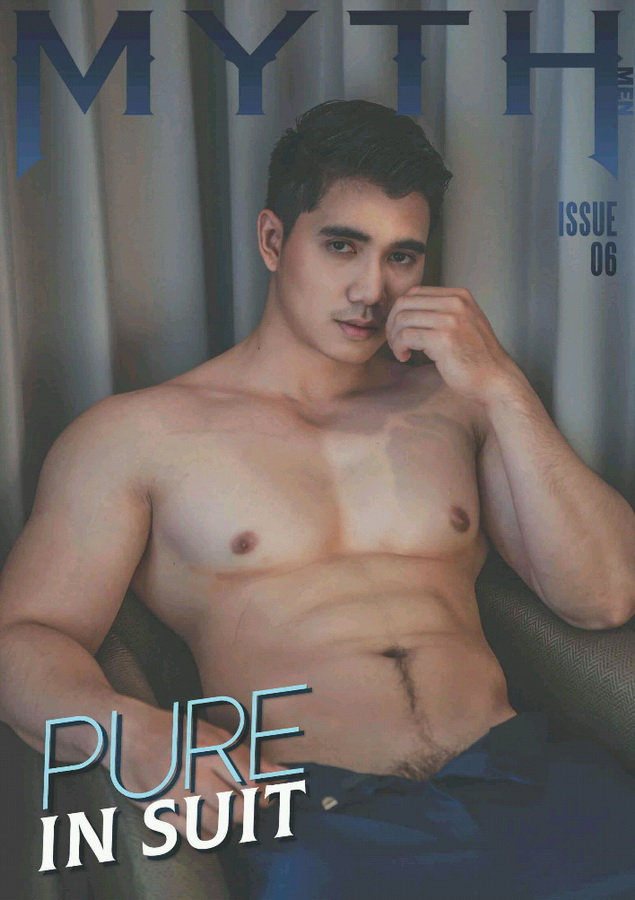 MYTH Issue 6   Pure In Suit [PHOTO+CLIP]