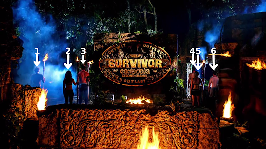 Cambodia Intro Credits Symbolism of a Final 6 Episode