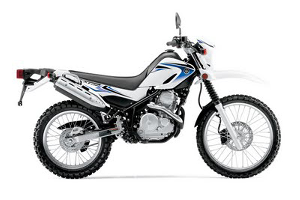 yamahamanual: 2008 Yamaha XT250X Owners Manual