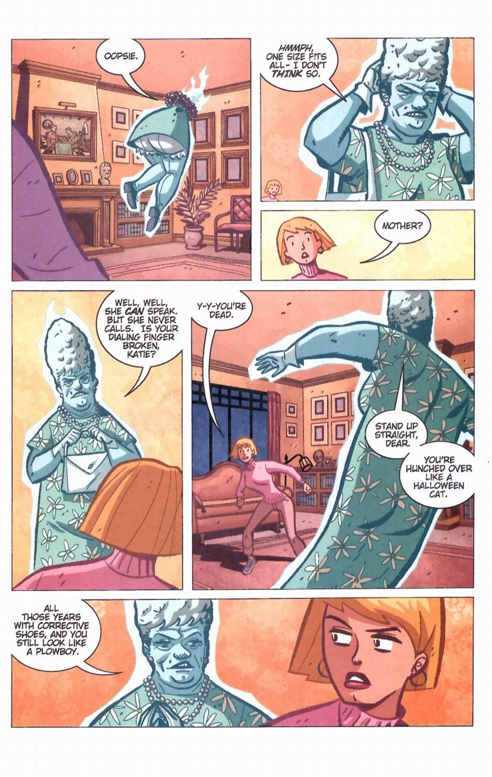 Read online Hellboy: Weird Tales comic -  Issue #2 - 21