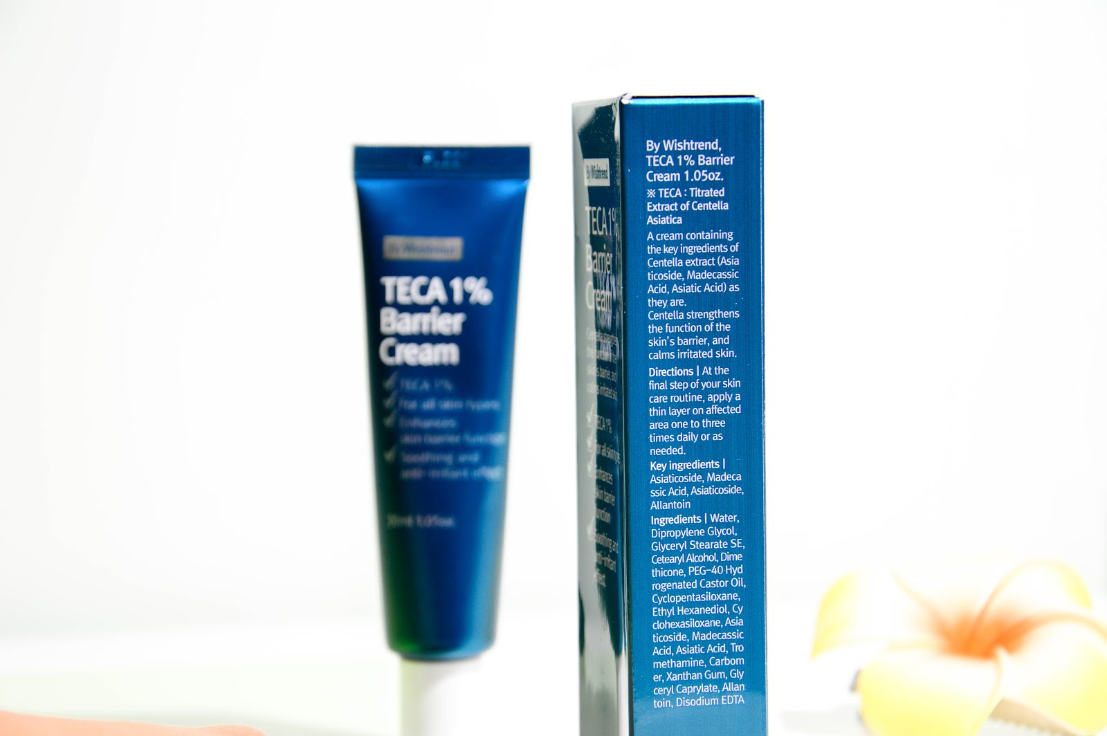 By Wishtrend TECA 1% Barrier Cream review