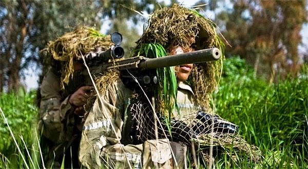 M110 7.62 × 51mm Suppressed American Sniper Rifle ~ HOT ... M110 Sniper Rifle Suppressed