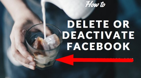 Deactivating and Deleting Accounts Facebook