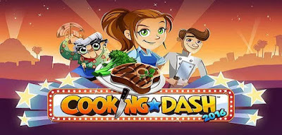 Cooking Dash 2016 Apk Logo