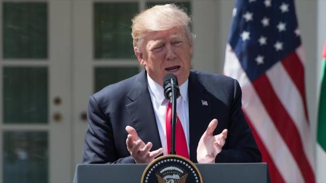 """Trump decidió atacar Siria """"con base en una falsedad"""""""