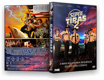 CAPA DVD – super tiras 2 – AUTORADO