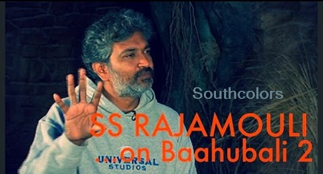 Rajeev Masand Interview with SS Rajamouli on Baahubali 2 Sets
