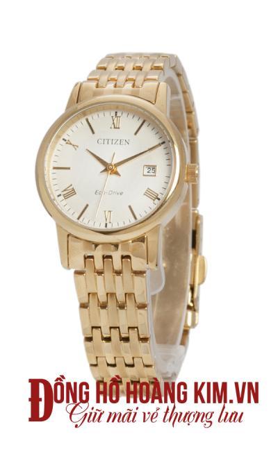 đồng hồ citizen nữ giá rẻ đẹp