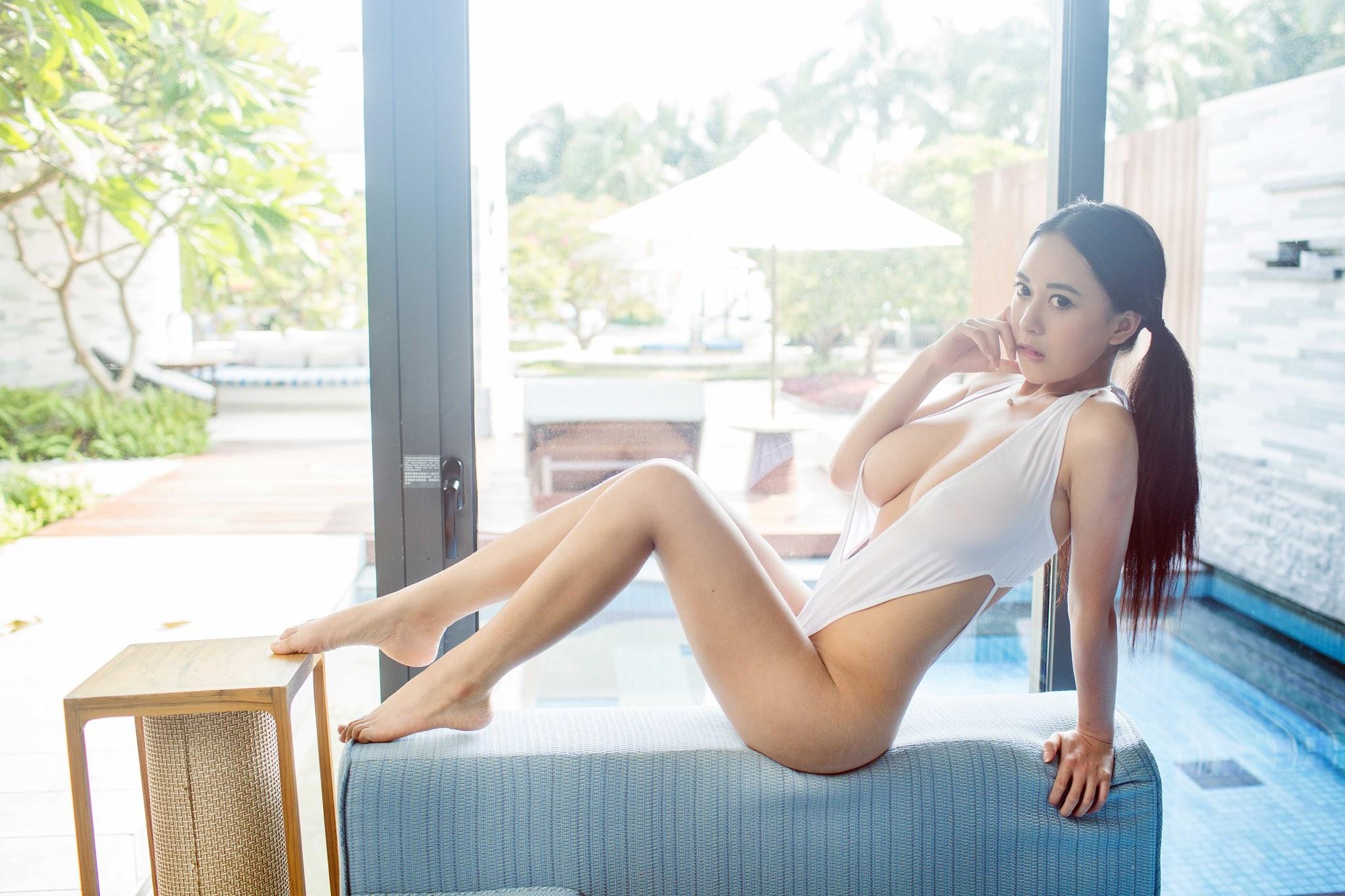 Small tit Huang Ke hot porn photos Girl. like