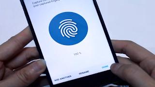 Nokia 6 Fingerprint Setup
