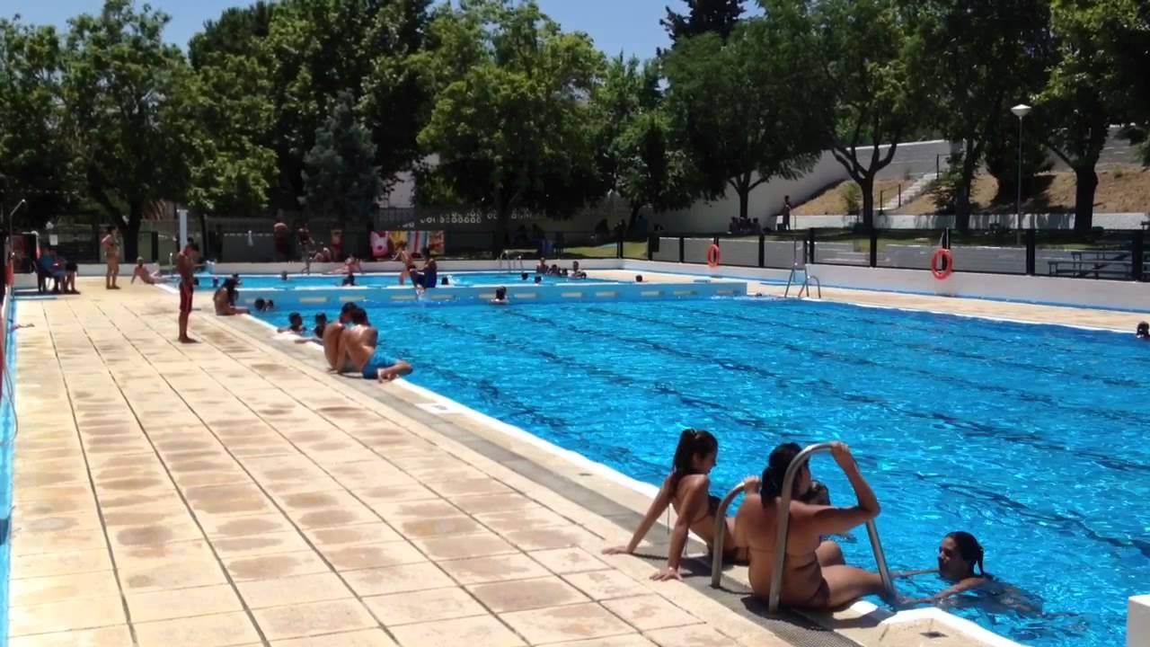 Getafe informaciones campa a de ba os estivales en las for Piscina municipal getafe