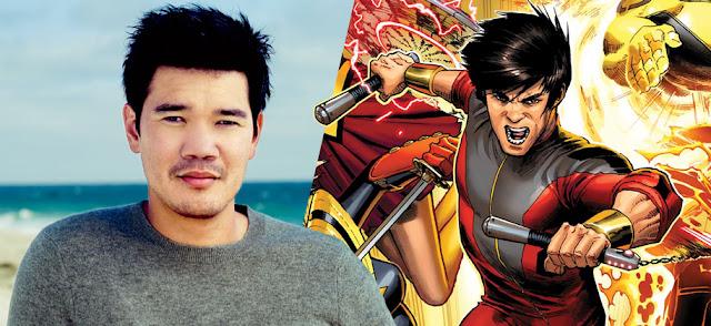 Daniel Creston Sutradarai Film Shang-Chi untuk Marvel
