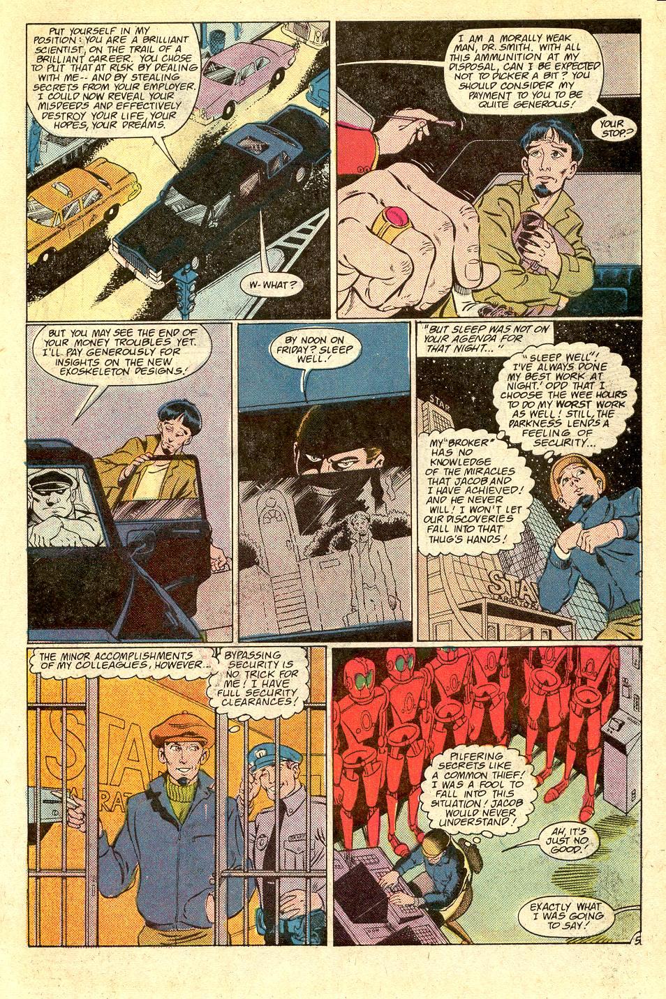 Read online Secret Origins (1986) comic -  Issue #37 - 27