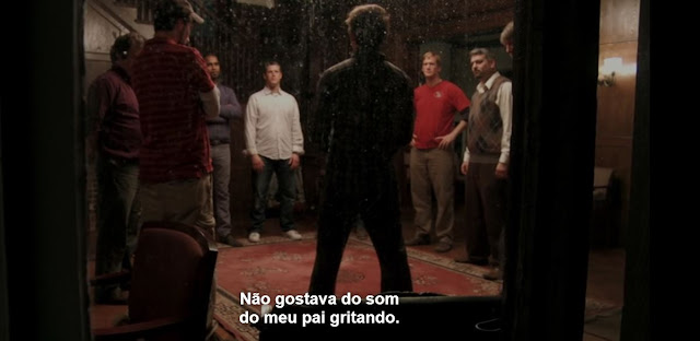 """Cena do documentário """"My Own Man"""", original da Netflix."""