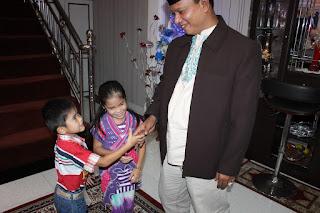 Open House Idul Adha di Rumah Bupati Bireuen