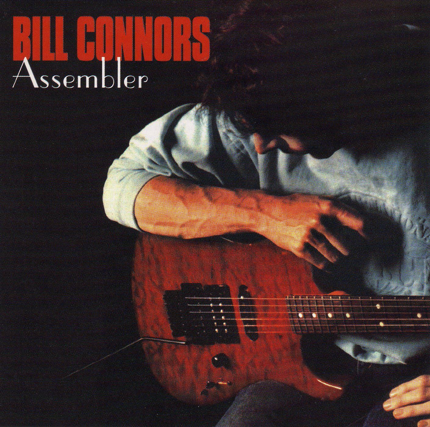 jazz rock fusion guitar bill connors 1987 1994 assembler. Black Bedroom Furniture Sets. Home Design Ideas