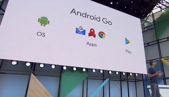 تطلق غوغل إصدار أندرويد أوريو جو للهواتف منخفضة الكفاءة