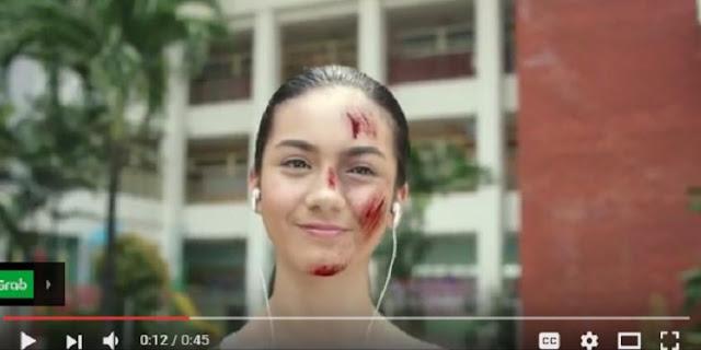 """Kontroversi Iklan """"Zombie"""" Grab yang Lecehkan Ojek Pangkalan"""