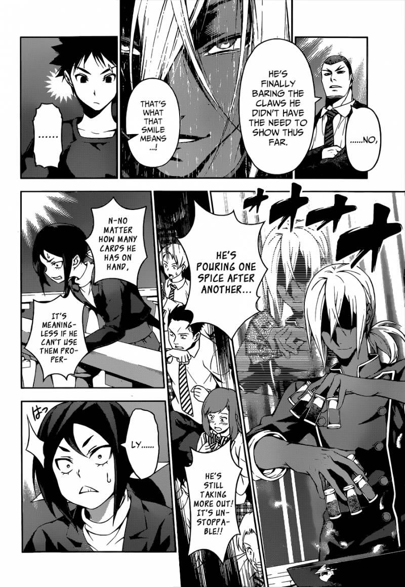 Shokugeki no Soma - Chapter 101