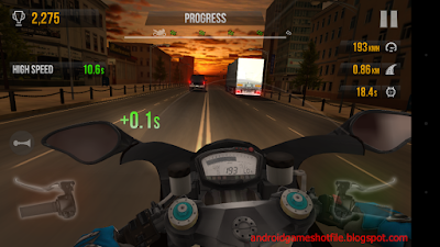 Download money racer mod traffic