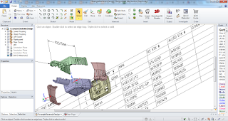 Screenshot 4 : DesignSpark Mechanical 3D CAD | Software Listrik & Mekanik