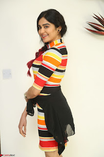 Adha Sharma in a Cute Colorful Jumpsuit Styled By Manasi Aggarwal Promoting movie Commando 2 (169).JPG