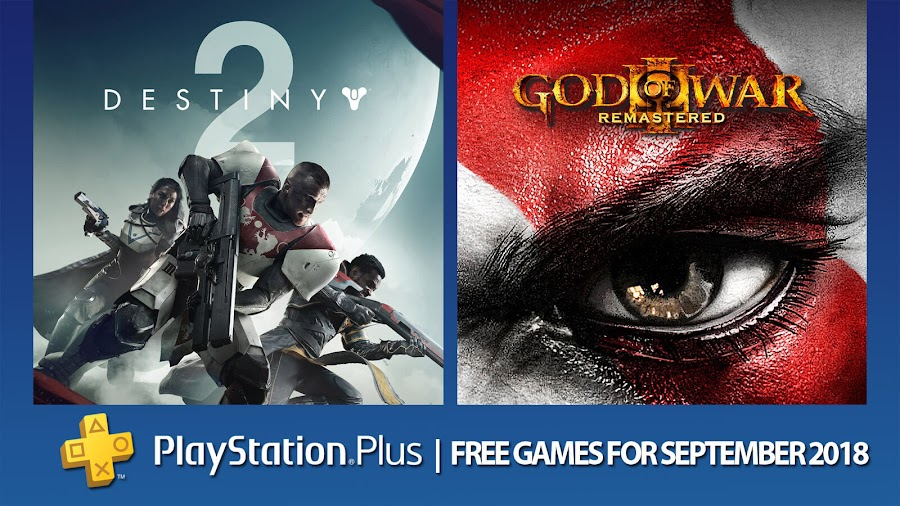 playstation plus free games september 2018