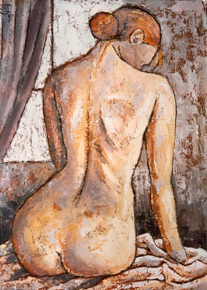 Итальянский художник.
