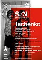 Concierto de Tachenko en el Teatro Lara