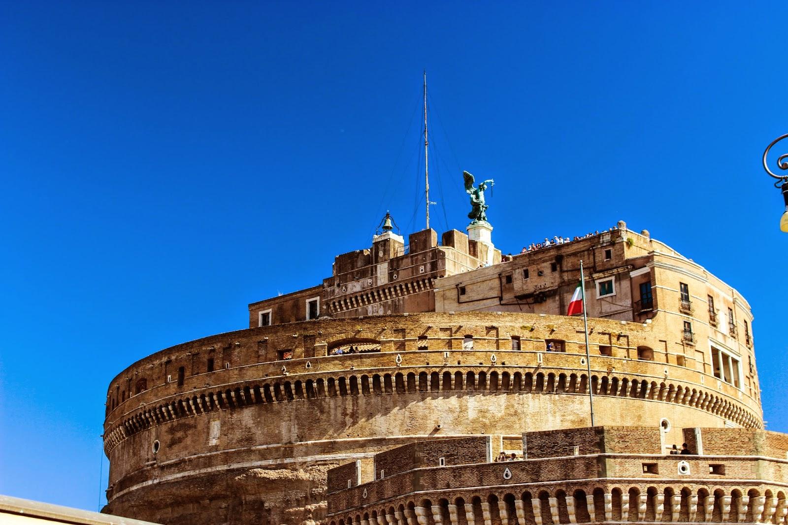 Drivin' Adair by Bimmer 09: Castel Sant' Angelo