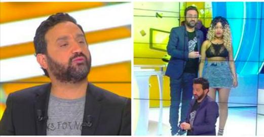 L'émission de Cyril Hanouna coupée d'un coup par C8, les téléspectateurs en colère