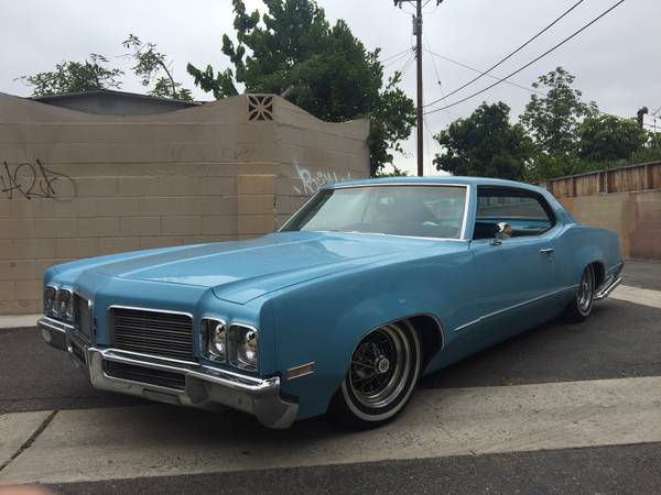Lowrider 1970 Oldsmobile Delta 88 Buy American Muscle Car