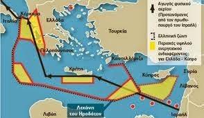 Τεράστιες ενεργειακές προοπτικές στην Αν. Μεσόγειο