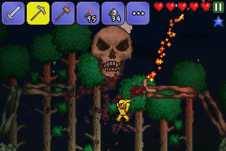 Terraria Apk+Data Free on Android Game Download