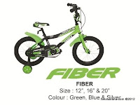 Sepeda Anak FAMILY FIBER