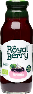 jus d'aronia bio - Royal Berry