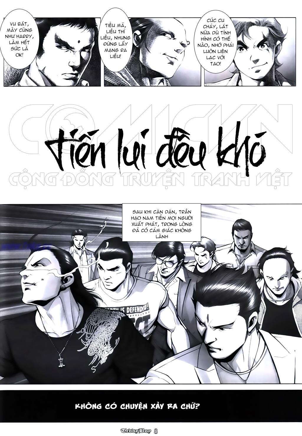 Người Trong Giang Hồ NetTruyen chap 1109 - Trang 3