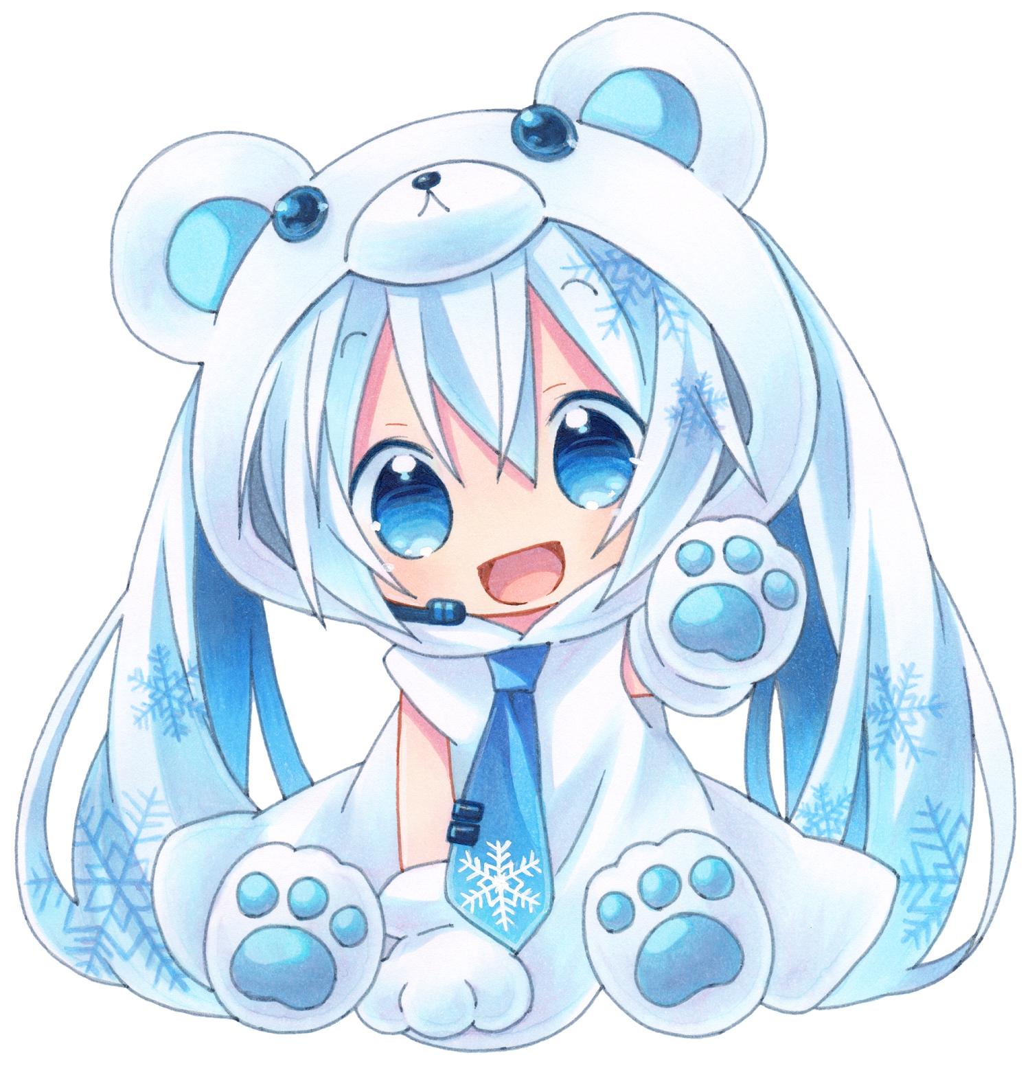 Anime lighthouse hatsune miku is in s o s 0o0 - Cute anime miku ...