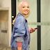 Muncul Hanya Dengan Mengenakan Hoodie, Fathia Latiff Dikecam Teruk