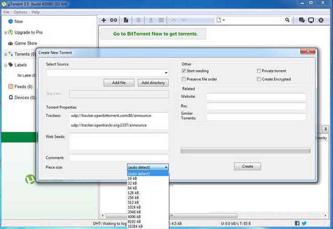 utorrent download free for windows xp 32 bit
