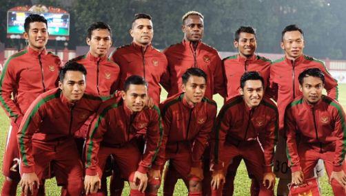 Starter Timnas Indonesia U-23 vs Thailand U23