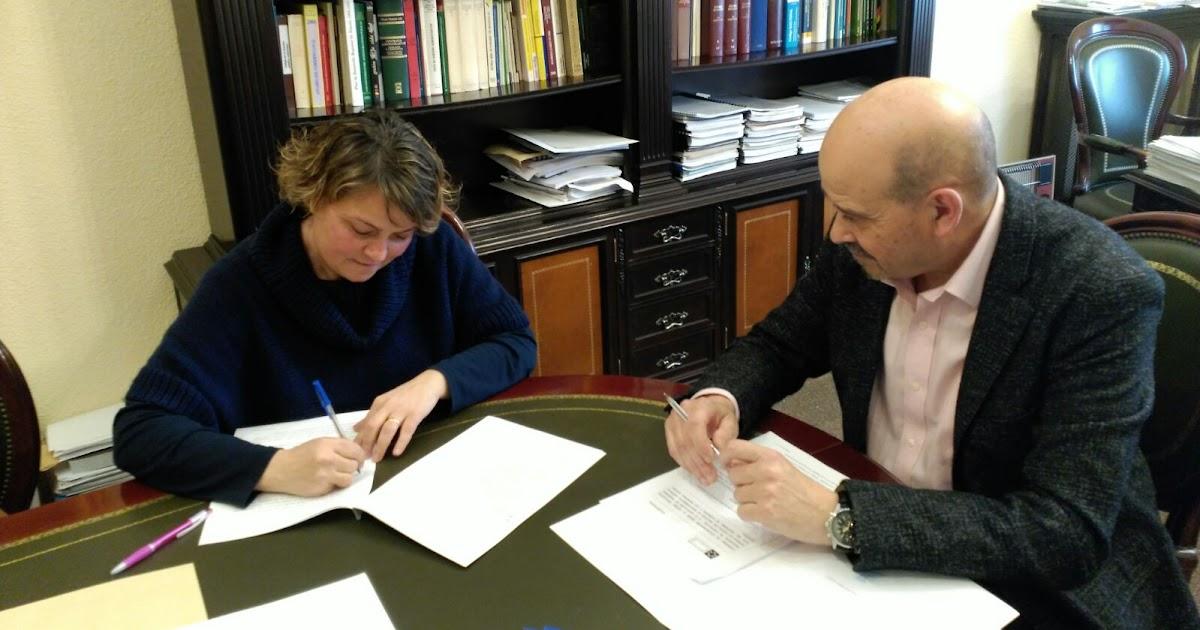 Asociacion personas sordas de castellon firma convenio for Fuera de convenio 2017
